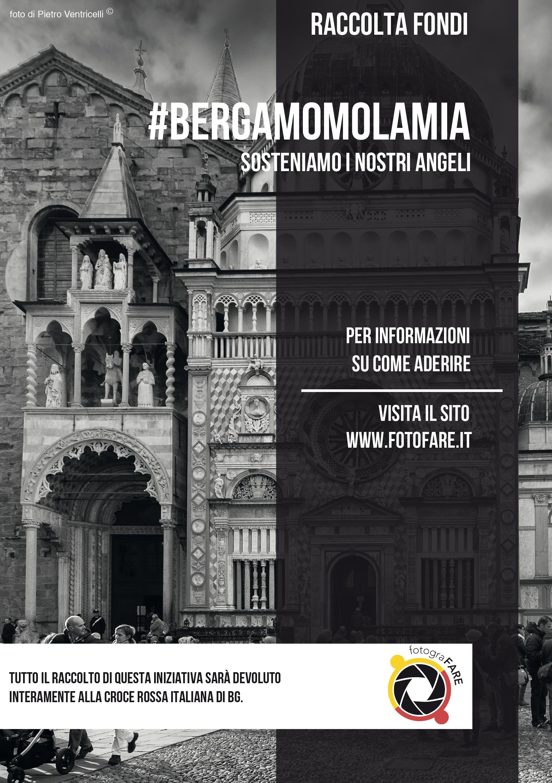 #bergamomolamia – raccolta fondi